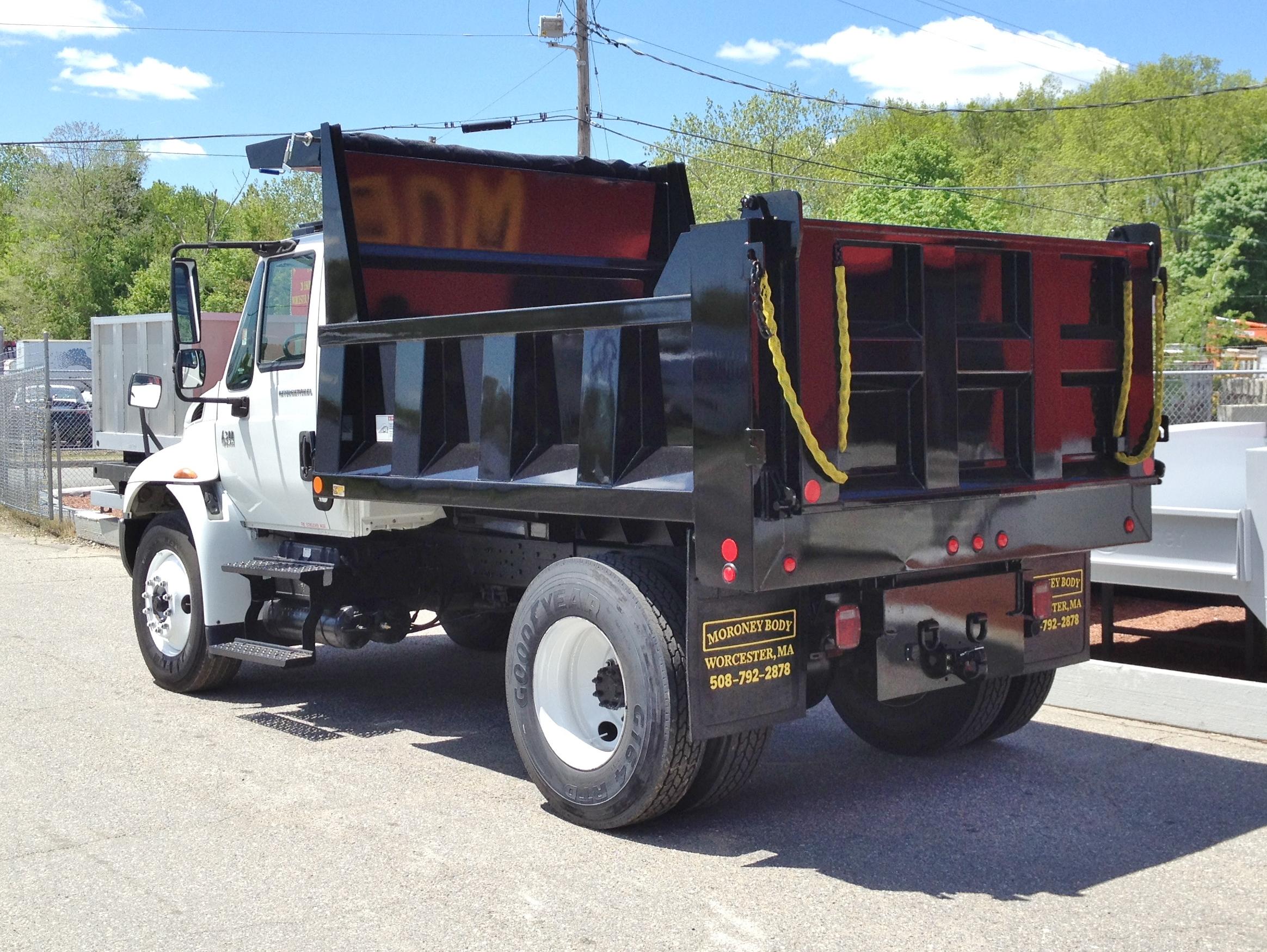 Dump Truck Bodies Distributor