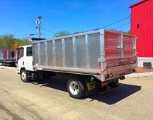 Aluminum Truck Bodies Distributor